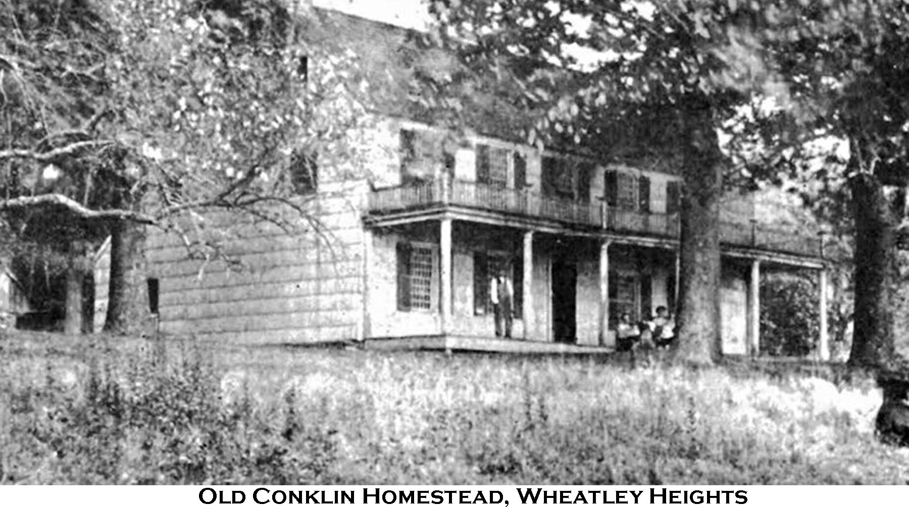 Old Conklin Homestead